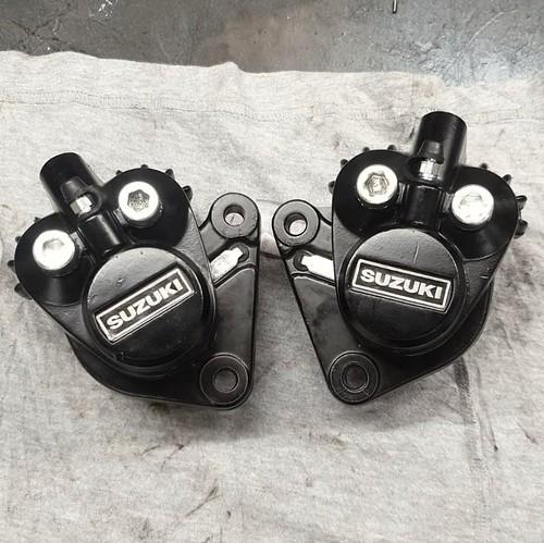 Front brakes refurbished