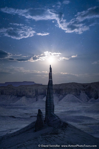 Spire By Moonlight | by David Swindler (ActionPhotoTours.com)