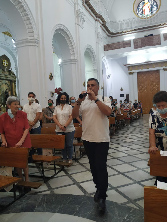 (2020-07-05) Eucaristía, último día novenario - José Vicente Romero Ripoll (21)