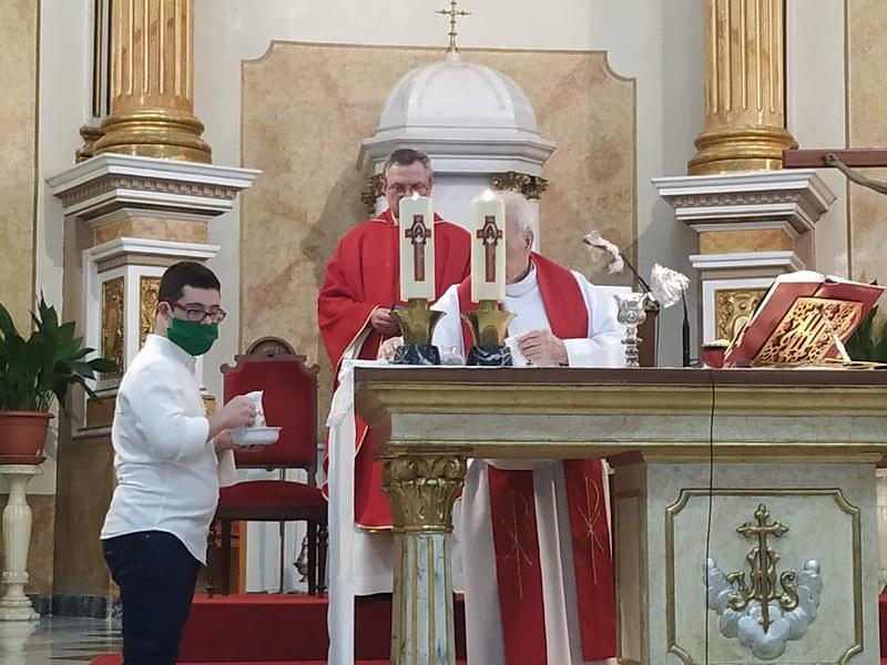 (2020-07-05) Eucaristía, último día novenario - José Vicente Romero Ripoll (9)