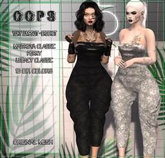 ::OOPS:: Yuky Jumpsuit - Crochet