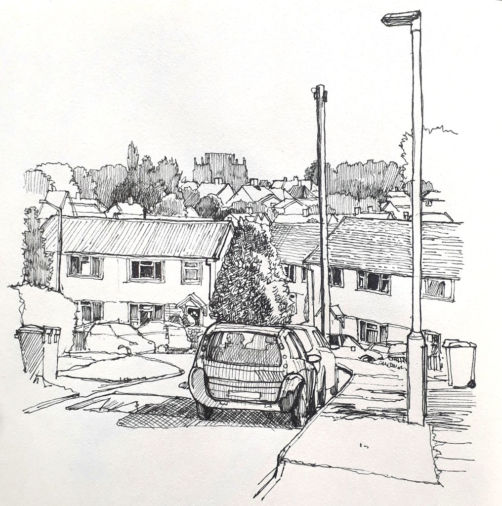An anniversary sketch of Acomb