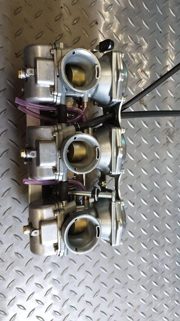 Refurbished carburetors