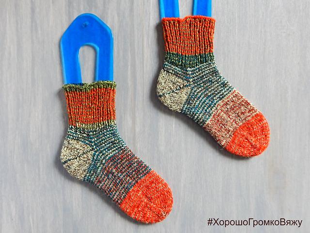 5 пунктов любви к полосатым носкам | HoroshoGromko.ru