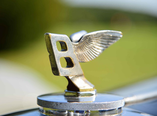 Bentley Kühlerfigur