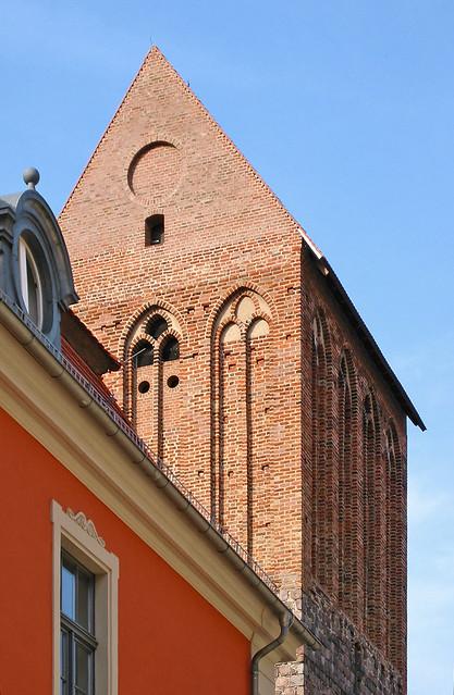 Prenzlau - Alte Nikolaikirche