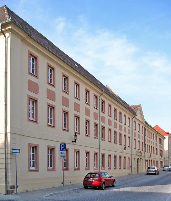 Prenzlau - Kaserne I