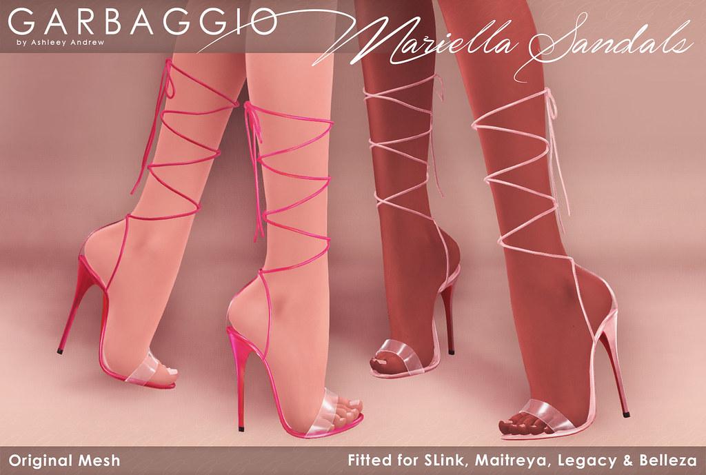Mariella Sandals