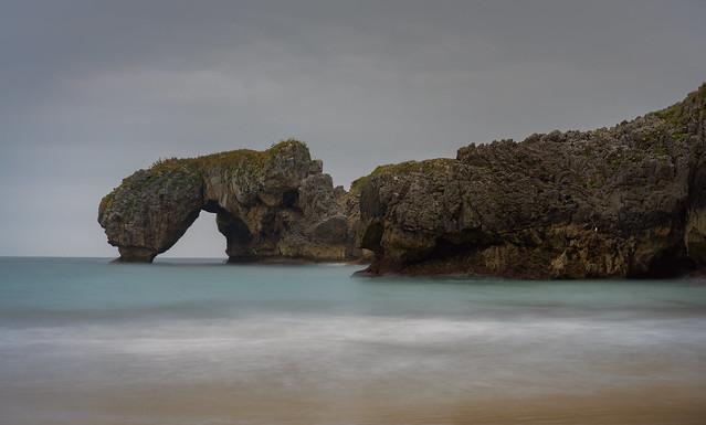 Playa de la Huelga Asturias