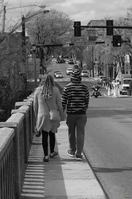 Bridge Couple (Two)