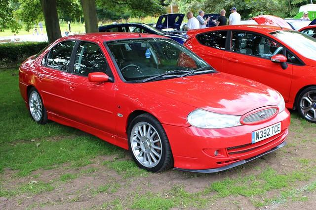 161 Ford Mondeo (2nd Gen) St 24v V6 (2000) W 392 TCE