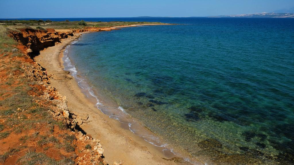 Croatian Beaches You've Never Heard Of: Crvenka Beach, Vir Island