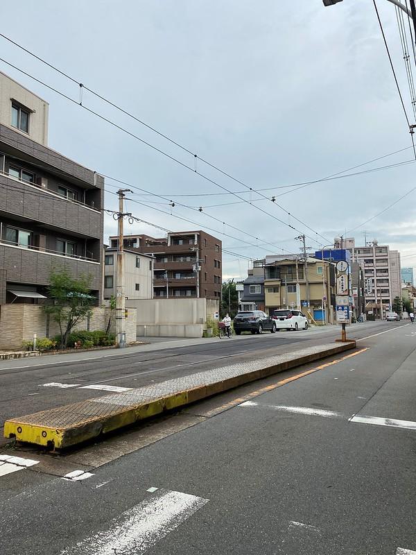 阪堺電車_帝塚山3丁目
