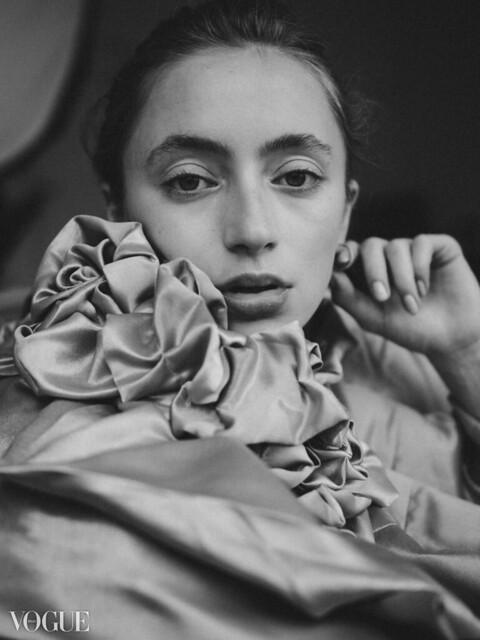 Alex for Vogue Italia