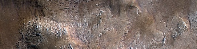 Mars - Features of Noord Crater