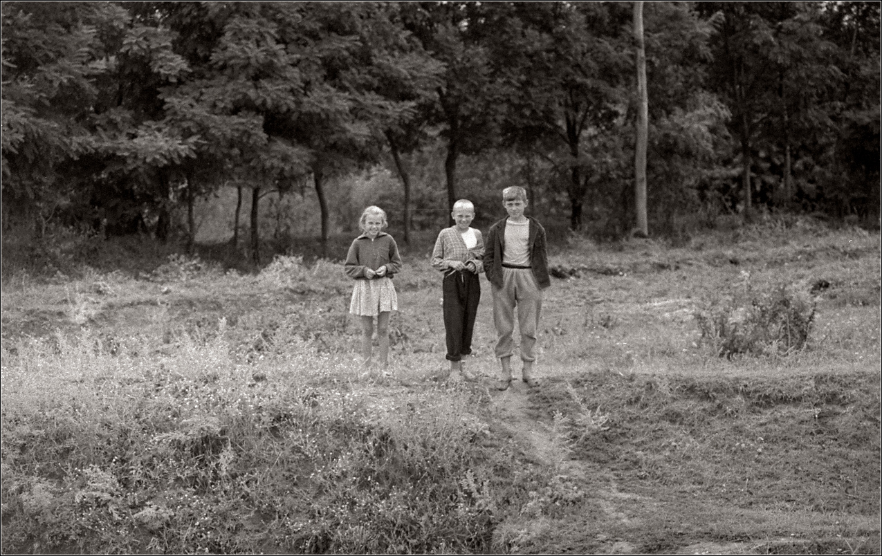 26. 1967. Деражня. Трое вышли из леса