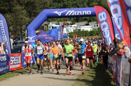Mizuno Hruboskalský půlmaraton vyhráli Gregorová a Bartoš