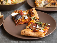 Above Ground - Amarosa Potato & Fig Pizza