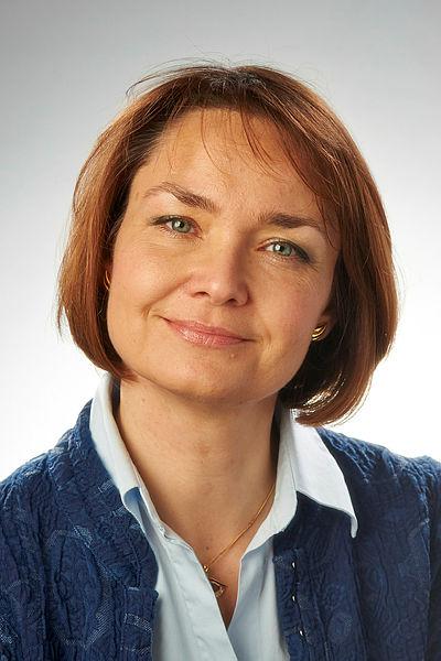 Photograph of Ania Zalewska