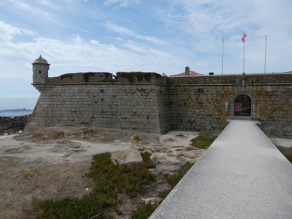 Forte de Sao Francisco Xavier, Foz, Porto