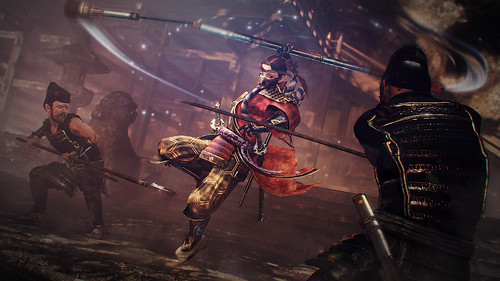 Nioh 2_Battle-Splitstaff03 | by PlayStation.Blog
