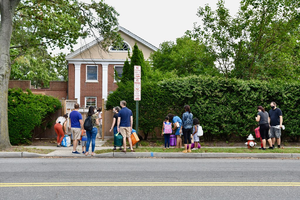 Early Childhood 1st Day of School 2020