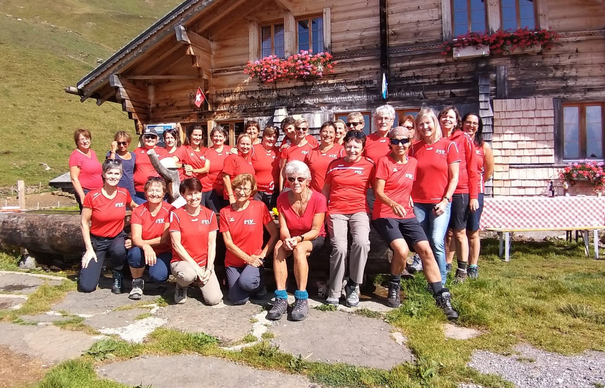 ESV Frauenriegenausflug 20. September 2020