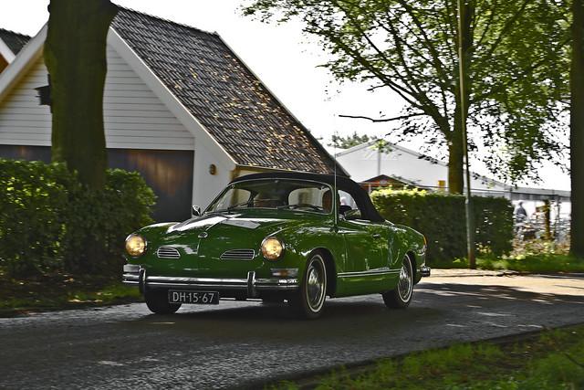 Volkswagen Karmann-Ghia Cabriolet 1971 (6694)