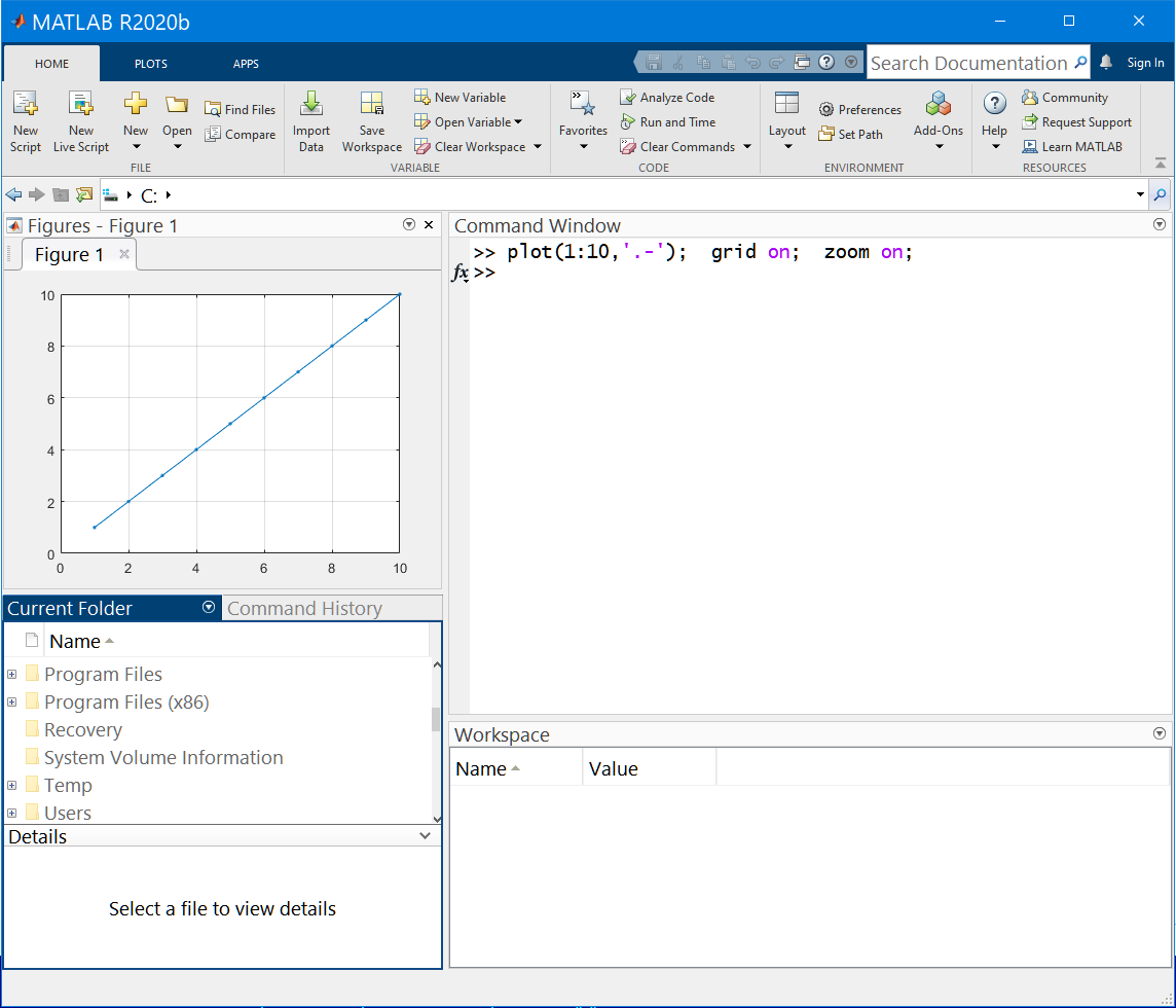 Working with Mathworks Matlab R2020b (9.9.0) full license