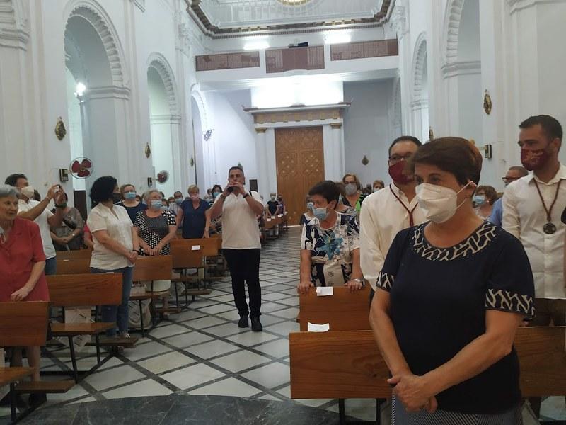 (2020-07-05) Eucaristía, último día novenario - José Vicente Romero Ripoll (20)