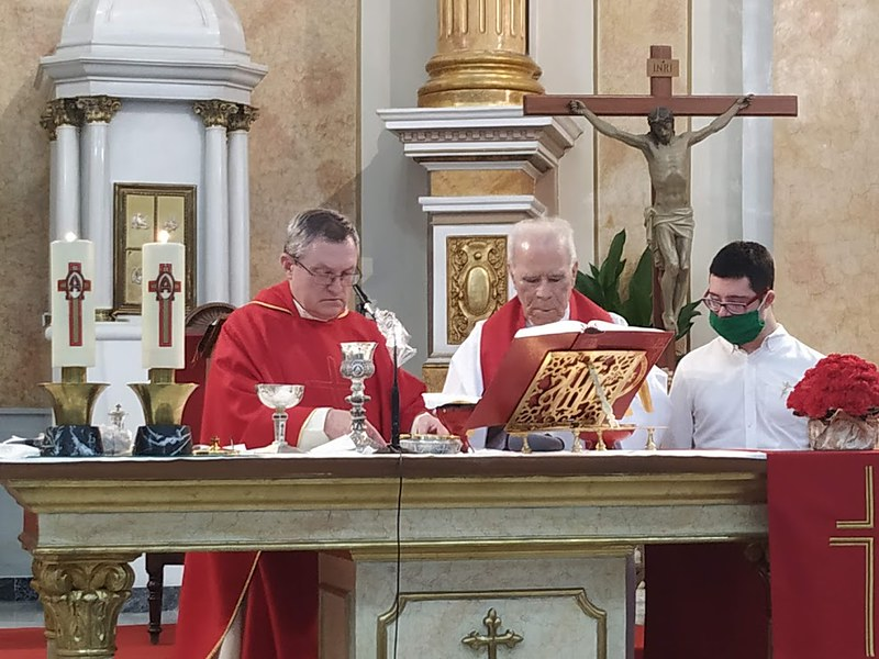 (2020-07-05) Eucaristía, último día novenario - José Vicente Romero Ripoll (14)