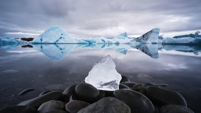 Icy Silence / Iceland