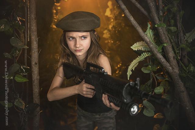 "Anastasia Potapov in ""Bang… Bang"""