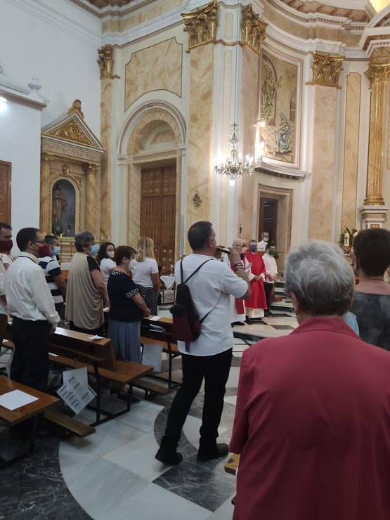 (2020-07-05) Eucaristía, último día novenario - Javier Romero Ripoll (8)