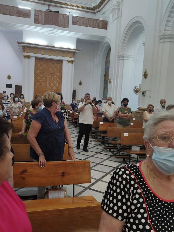 (2020-07-05) Eucaristía, último día novenario - Javier Romero Ripoll (6)