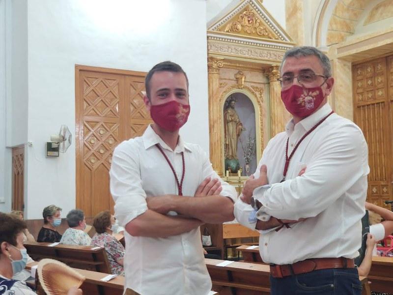 (2020-07-05) Eucaristía, último día novenario - Javier Romero Ripoll (4)