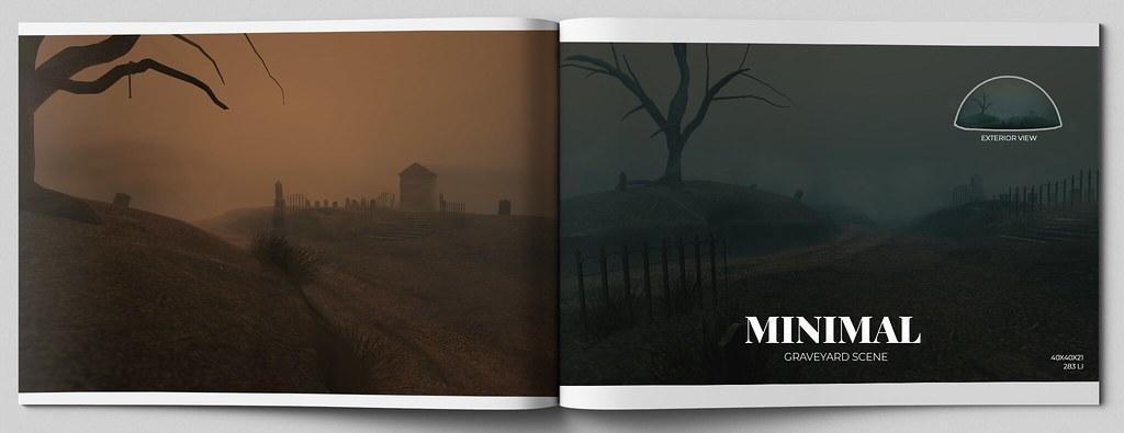 MINIMAL – Graveyard Scene