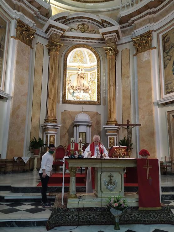 (2020-07-05) Eucaristía, último día novenario - José Vicente Romero Ripoll (19)