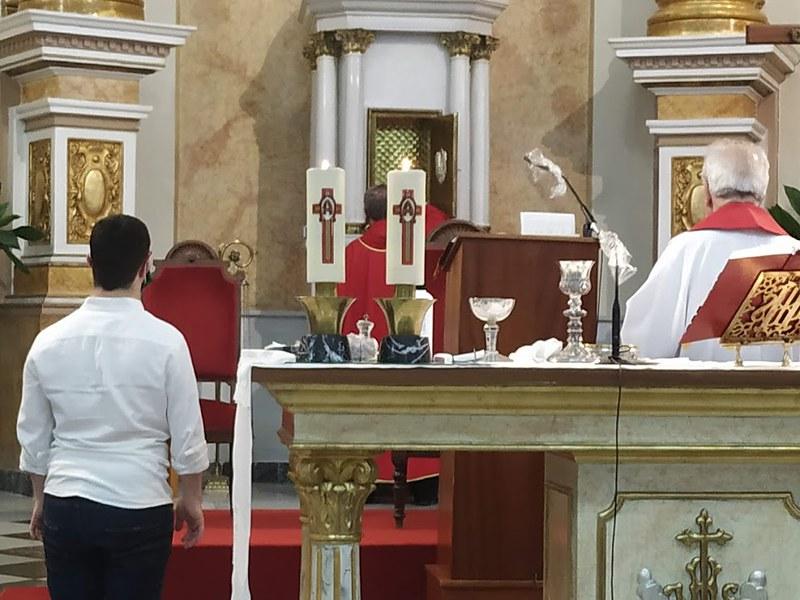(2020-07-05) Eucaristía, último día novenario - José Vicente Romero Ripoll (18)