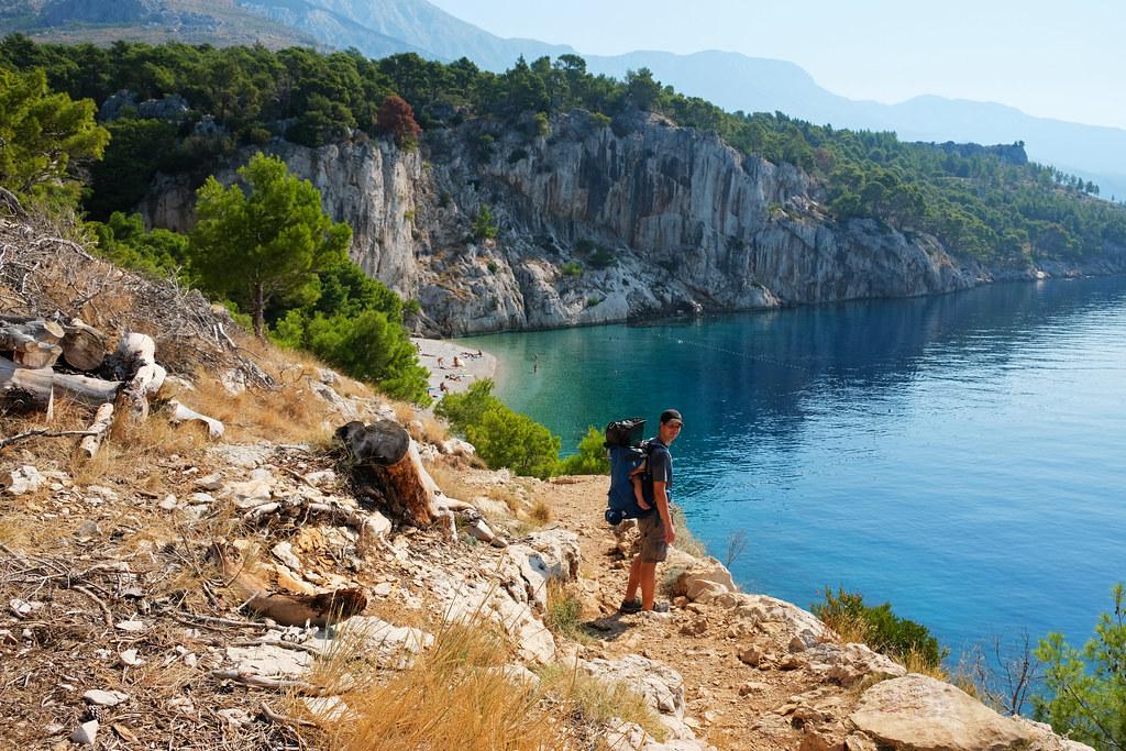 Croatian Beaches You've Never Heard Of: Nugal Beach, Makarska, Croatia