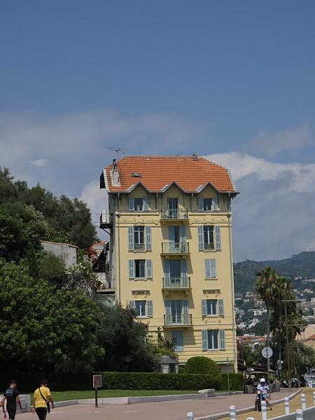 maison port de Nice