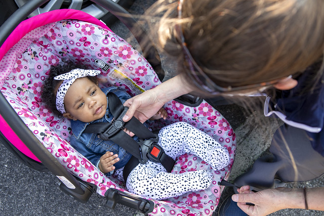 Children's Hospital, GIANT launch Community Car Seat Safety Program