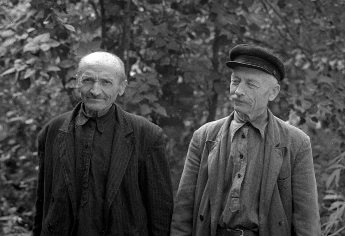 11. 1964. Село. Братья