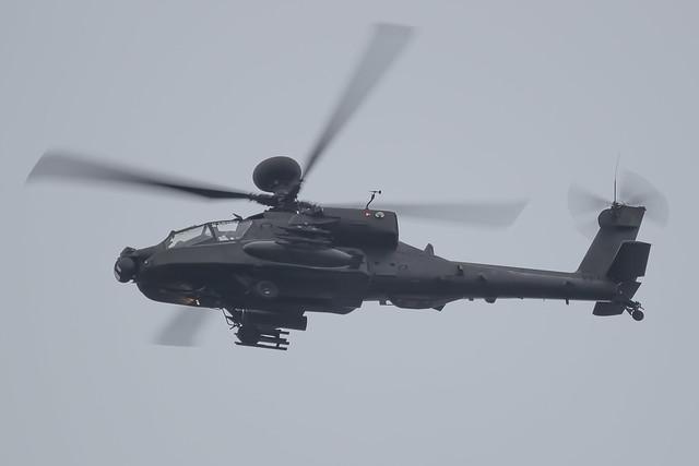 Army Air Corps Westland WAH64D Apache AH1 ZJ199