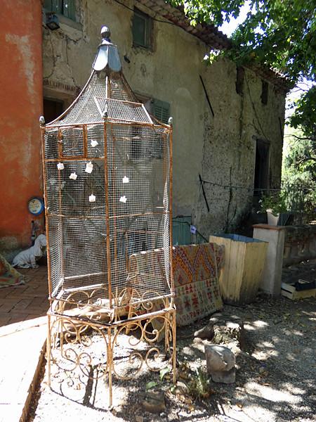 cage à oisaeux