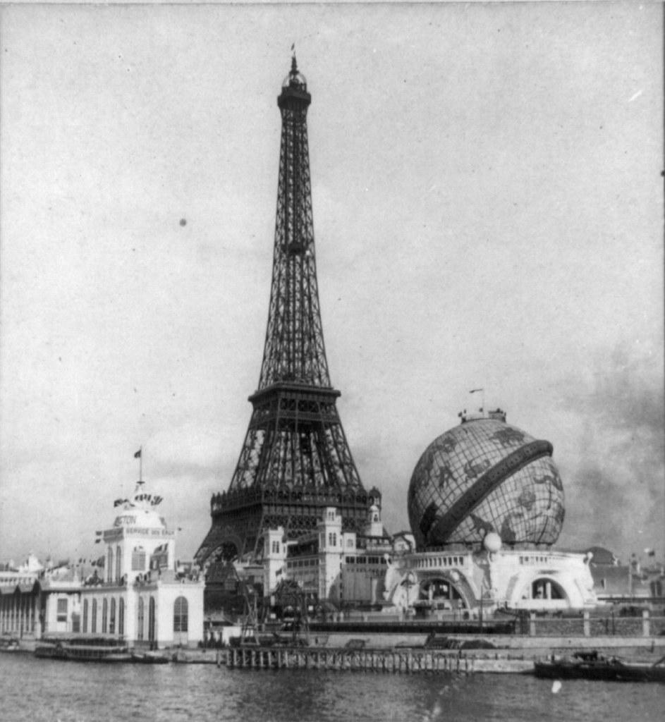 1900. Парижская выставка