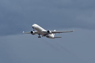 First Flight msn423 F-WZNX 22/9/2020