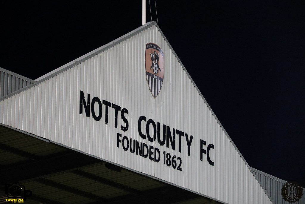 Notts County 0-1 Harrogate Town
