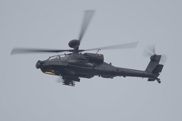 Army Air Corps Westland WAH64D Apache AH1 ZJ228