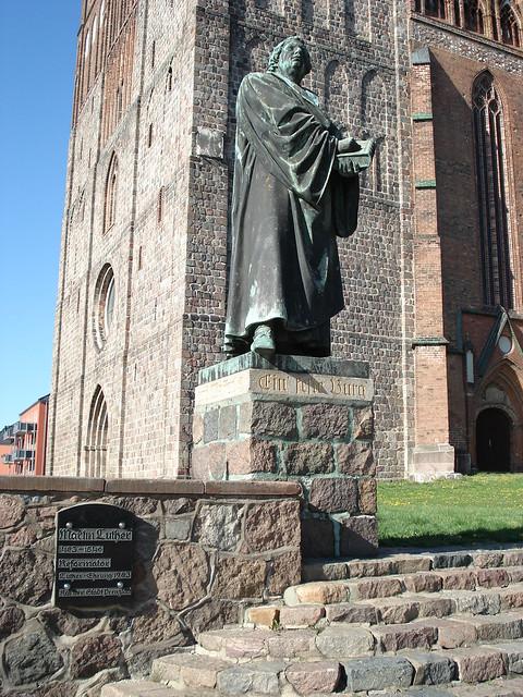 Lutherdenkmal in Prenzlau
